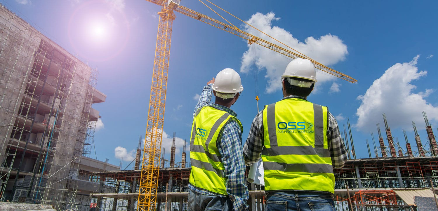 Construction Temporary Crew Hire | OSS Company