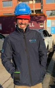 Eddie Evans, Safety Awardee