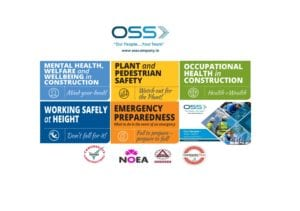 construction safety week 2020