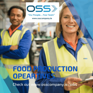 FOOD PRODUCTION OPEARTIVES